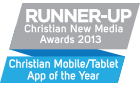 Christian New Media Awards 2013 Runner-Up
